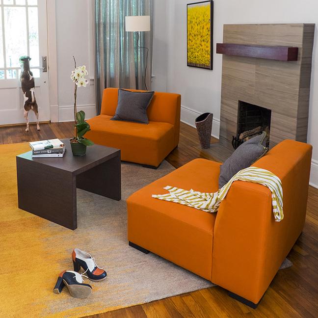 Baum Shelter Modern Raleigh Interior Designers